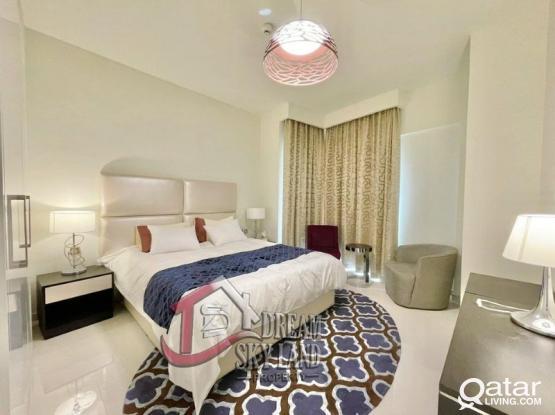 1 Bedroom FF at Burj Damac Waterfront