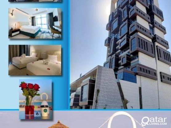 Furnished 1BR Apartment in Waterfront District | Lusail City