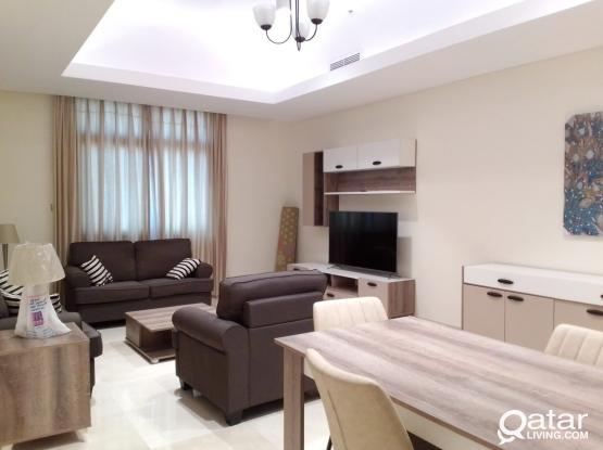 2BR Apartment in Fox Hills North   Lusail City