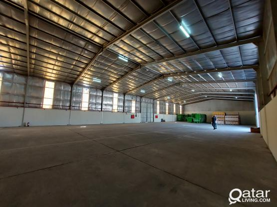 2500SQM STORE FOR RENT INDUSTRIAL AREA