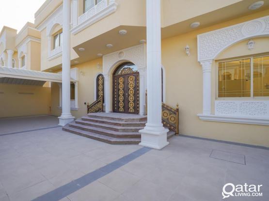 Luxury 9 Bhk + Majlis +Maids Room for Sale in Thumama