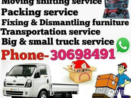 SHIFTING/MOVING/SERVICE/LOW/PRICE CALL ME 30698491