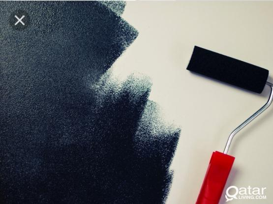 Painting service for flat Villa office