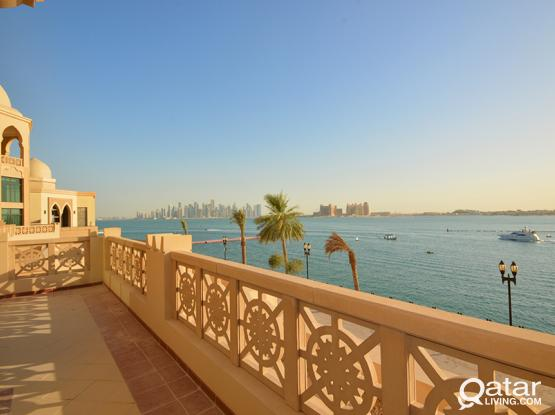 Fascinating | 2BR Townhouse | Direct Sea View