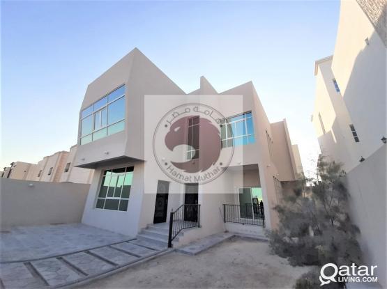6BR Independent Villa in Al Wukair - فيلا مستقلة للإيجار منطقة الوكير