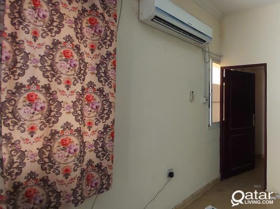 1bhk villa part apartment, bin omran near green mosque