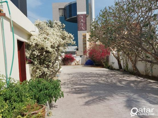 2BHK Room for rent in al sadd near Hamed hospital