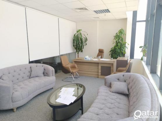 100 Sqm Partitioned Office Space Available In Westbay