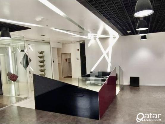 120 Sqm Partitioned Office Space Available in Westbay