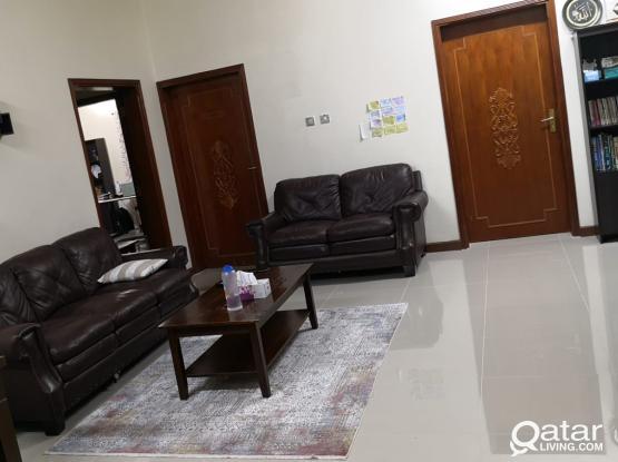 4bhk frist floor villa apartment, al hilal behind commercial bank