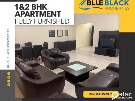 Fully Furnished 2BHK in Bin Mahmoud
