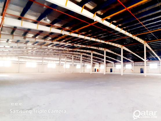 2000 SQM STORE FOR RENT IN INDUSTRIAL AREA