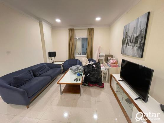 Mega Offer - Spacious Fully Furnished 3 BHK Apartments For Rent @Ummghuwailina