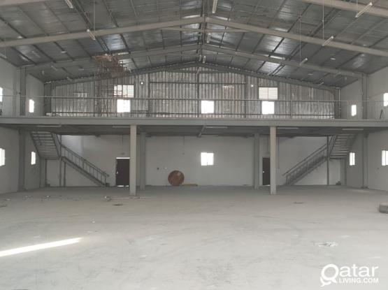 1144 SQM Brand New Warehouse For Rent