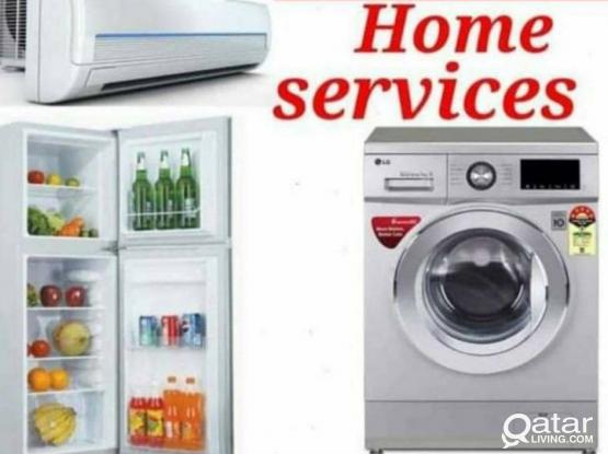 Washing machine, fridge,AC repair doha 31134887