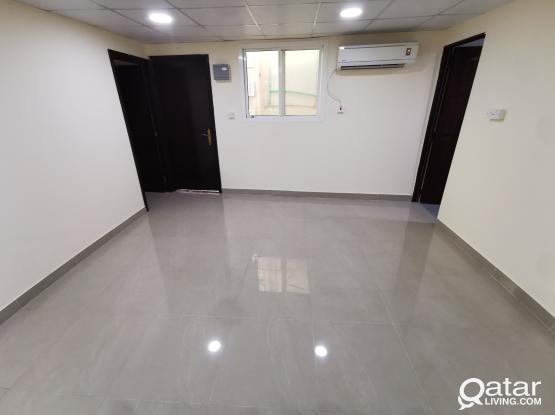 # BRAND NEW VERY NICE FLAT 1 BHK OUT HOUSE FOR RENT IN AL MAAMOURA