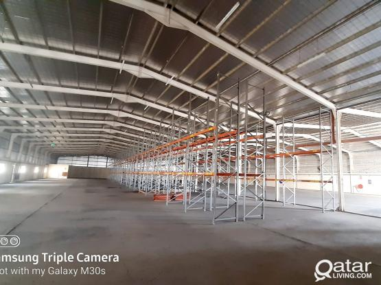 3600 SQM STORE WITH 12 ROOMS