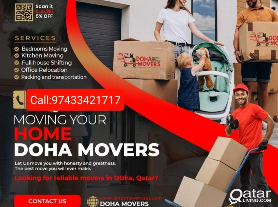 Doha Best  Moving & Furniture Shifting Co. Buying house hold used furniture item Call & WhatsApp Me:-974-33421717.Carpenter, painter,Gypsum, Wallpaper, Work Services.Non stop Holidays Work.