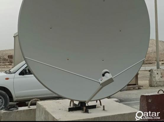 Satellite Dish Service