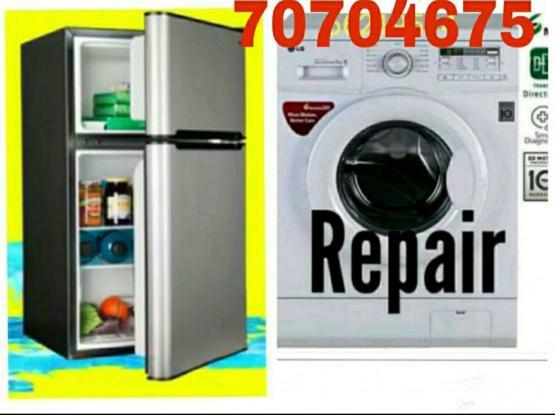Fridge washing machine repair 70704675,.,