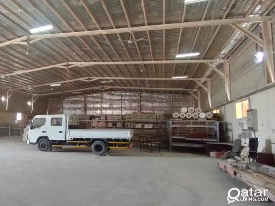 700/950 SQM Warehouse In Industrial Area
