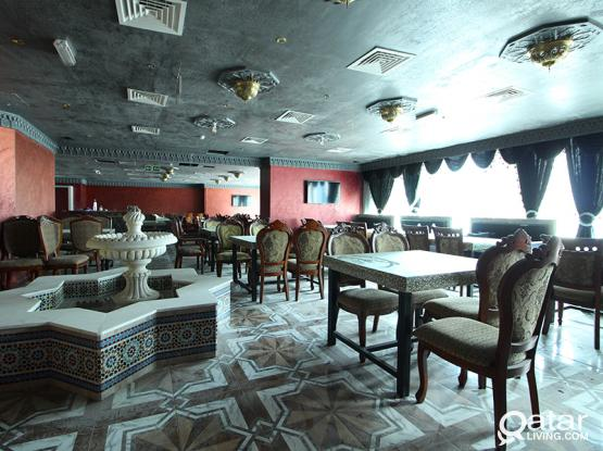 Full Floors | Restaurant Layout | Westbay