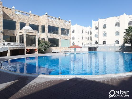 LUXUARY 4 BHK + MAID ROOM VILLA IN DUHAIL