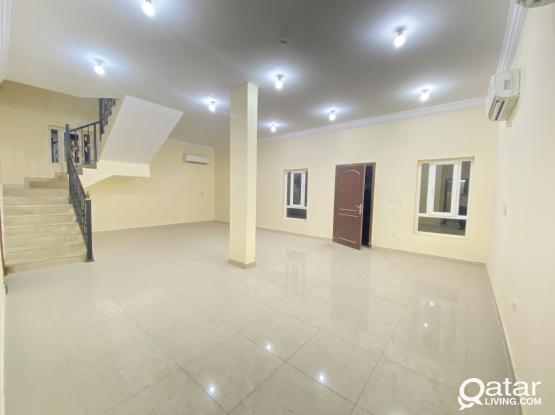 Brand New type and Spacious villa compound available for Family at Abu Hamour