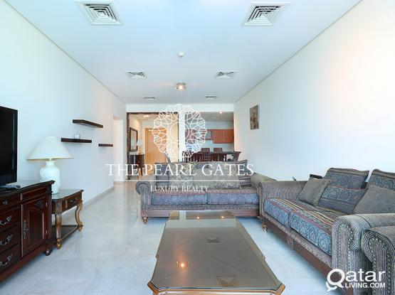 Panoramic Views | High Floor | Fully Furnished