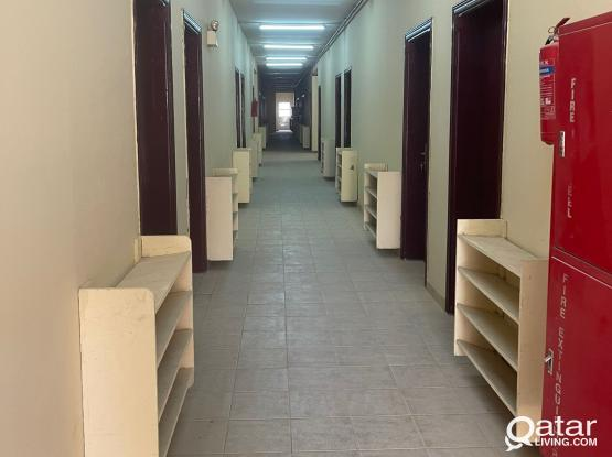 4 Room, 10 Room, 18 Room For Rent - Doha industrial area