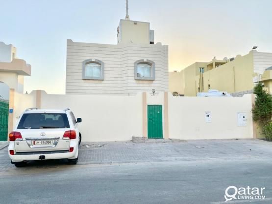 NO COMMISSION - BRAND NEW 1 BHK AVAILABLE IN ABU HAMOUR NEAR REGENCY SUPERMARKET & DAR AL SALAM MALL
