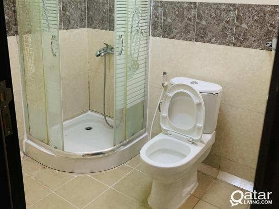 2 BHK FULLY FURNISHED FOR FAMILY FLAT AT MUNTHAZA ( near c ring road )