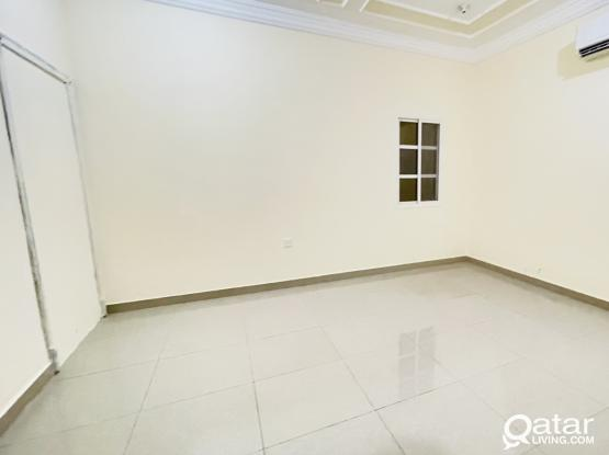 Nice Big 1BHK  Villa Apartment Available at Ain Khaled  Behind Oscar Academy