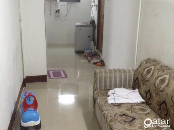 Family room for rent - furnished- binmahmood
