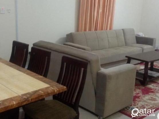 2 BHK sharing room or bed space for ladies