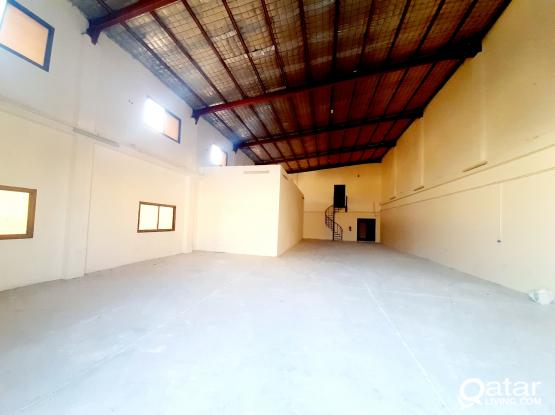 420 SQM STORE WITH 6 ROOMS