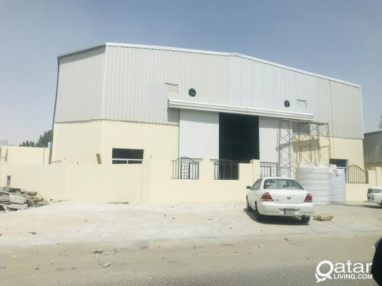 1200 sqmr Store with 3 Room For Rent