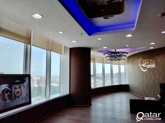 Excellent 65 Sqm Office Space Available in Alsadd