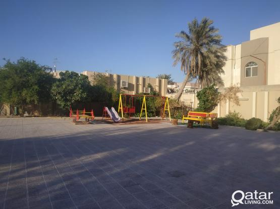 Spacious 1 Bedroom UF in Hilal with Children's Play Area