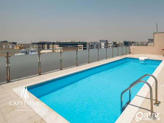 LOWEST RATE!  2BR with Pool and Gym