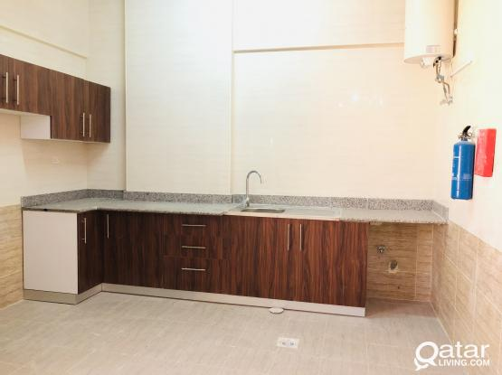 New 1 bhk apartment available in Alghanim near b Ring road