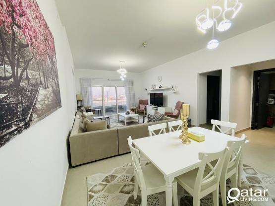Fully Furnished 3Bedroom+Maids