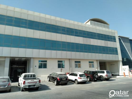 Office for rent  in Salwa  road  open space