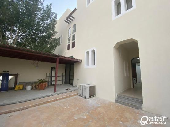 Spacious New 3BHK Villa Apartment with Balcony in Hilal Near KPMG