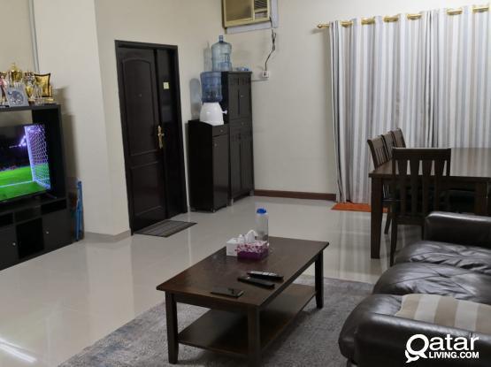 4bhk u/f villa portion frist floor at Al Hilal behind Commercial bank