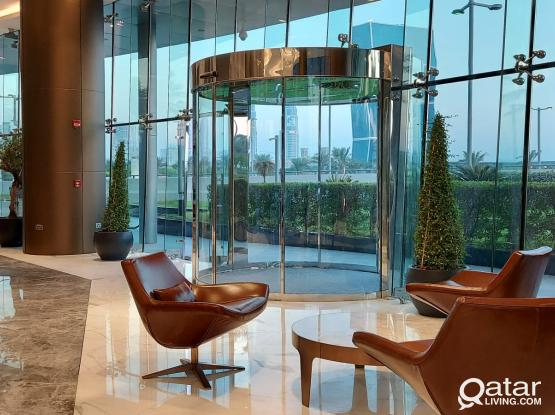 132 Sqm and 250 Sqm Brand New Office in Lusail