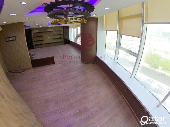 Unfurnished, Office Space in Al Sadd