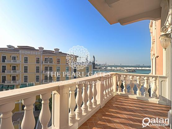 QC Included | Sun-filled 1BDR | Sea Side View