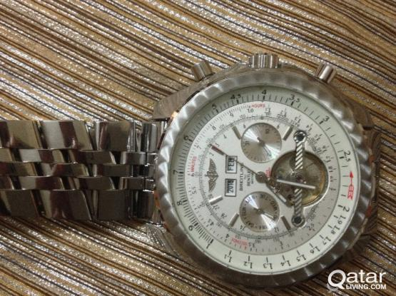 New Breitling watch men for sale