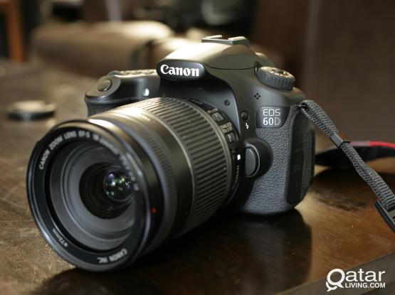 Canon classic 5D Full frame camera , 60D & Nikon D90 | Qatar Living
